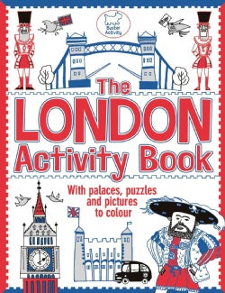The London Activity Book (Paperback)