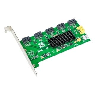 SYBA Multimedia 1:5 (5x1) Internal SATA II Port Multiplier (PM)