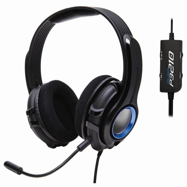 GamesterGear Cruiser (((Rumble))) Effect PlayStation Gaming Headset