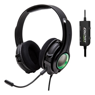 GamesterGear Cruiser XB210 (((Rumble))) Effect Gaming Headset