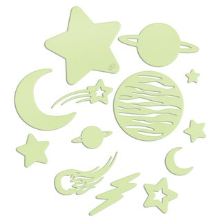 Discovery Kids Glow-in-the-Dark Stars and Planets