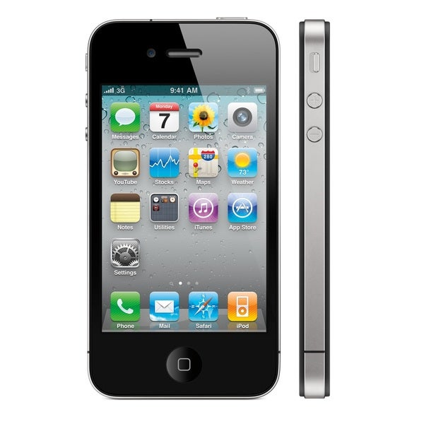 Apple iPhone 4S 16GB GSM Unlocked Phone