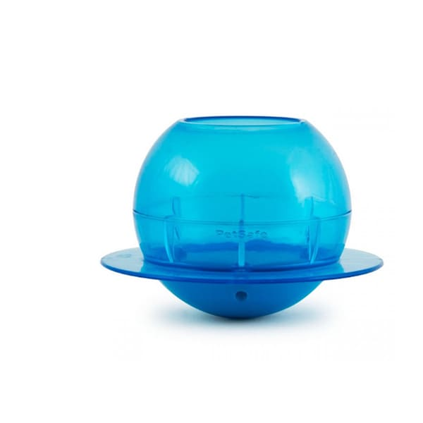PetSafe Fish Bowl Treat Dispenser Cat Toy