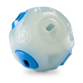 Planet Dog Orbee Tuff Glow in the Dark Whistle Ball