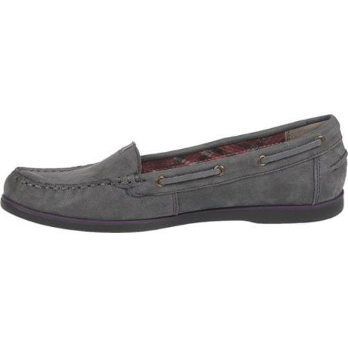 Women's Naturalizer Hanover Shale Grey Nubuck/Leather