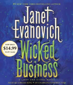 Wicked Business (CD-Audio)
