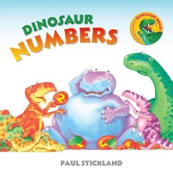 Dinosaur Numbers (Paperback)