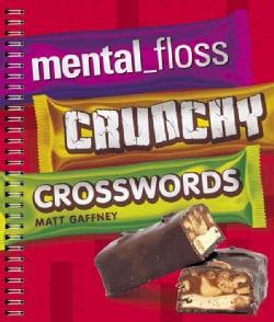 Mental_floss Crunchy Crosswords (Paperback)