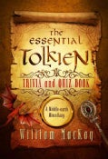 The Essential Tolkien Trivia and Quiz Book: A Middle-earth Miscellany (Hardcover)