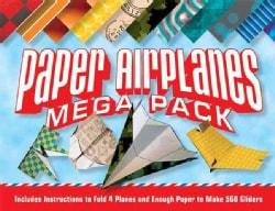 Paper Airplanes Mega Pack (Paperback)