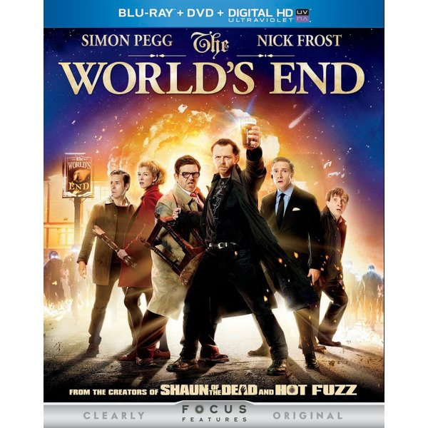 The World's End (Blu-ray/DVD) 11650309