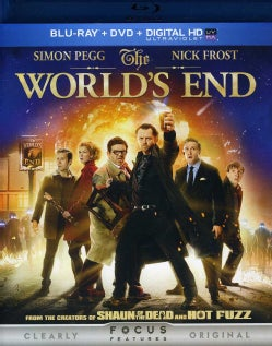 The World's End (Blu-ray/DVD)