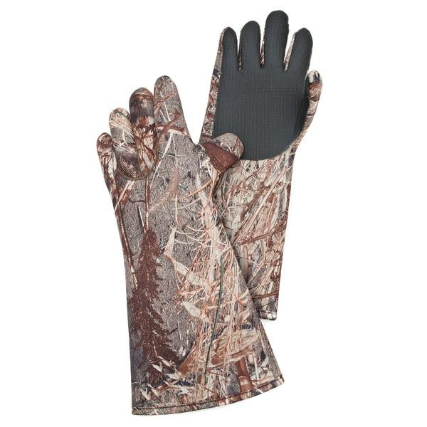 Mossy Oak Neoprene Decoy Gloves