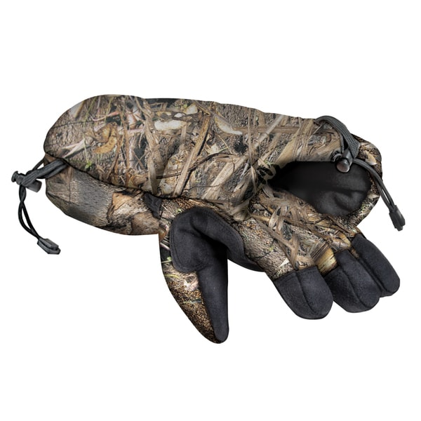 Mossy Oak Left Hand Quick Draw Glove