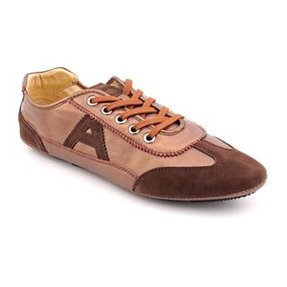 Amiana Women's '15/A5002610' Leather Athletic Shoe