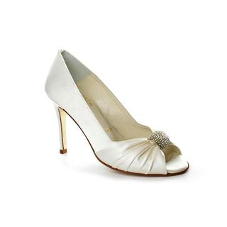 Bridal by Butter Women's 'Charles' Satin Dress Shoes