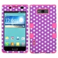 BasAcc TUFF Hybrid Case for LG US730/ Venice/ Optimus Snowtime