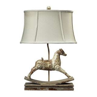 Dimond Lighting 1-Light Table Lamp in Clancey Court Finish