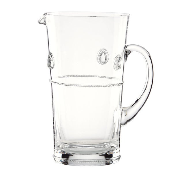 Lenox French Perle Crystal Pitcher