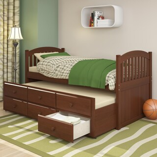 CorLiving BHP-973-S Heritage Place Trundle Bed
