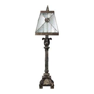 Dimond Lighting 1-Light Neward Bronze Finish Table Lamp