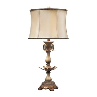 Dimond Lighting 1-light Sussex Stone Table Lamp