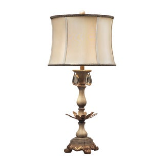 Dimond Lighting 1-light Sussex Stone Table Lamp