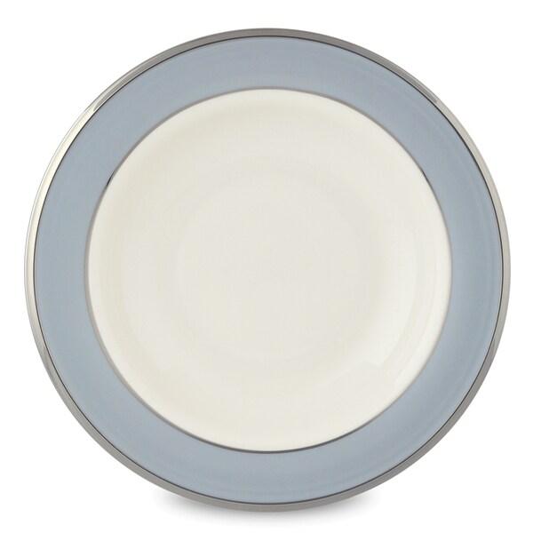 Lenox Blue Frost Pasta/Rim Soup Bowl