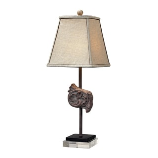 Dimond Lighting 1-Light Casterton Finish Table Lamp