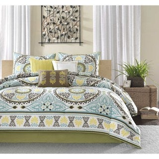 Madison Park Bali 7-piece Comforter Set