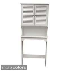 RiverRidge Ellsworth Spacesaver Cabinet Hutch