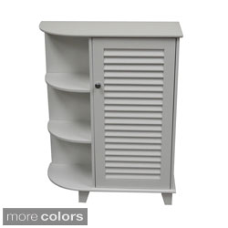 Ellsworth Cabinet with Side Shelves