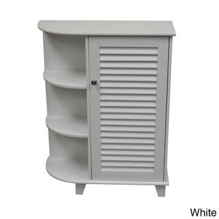 RiverRidge Ellsworth Cabinet with Side Shelves