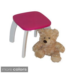 Kids 'Bow Leg' Stool