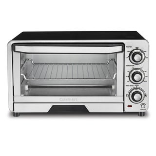 Cuisinart TOB-40FR Custom Classic Toaster Oven Broiler (Refurbished)