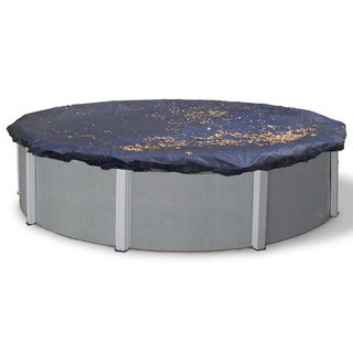 Round Leaf Net Above Ground Pool Cover