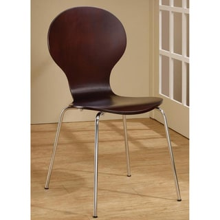 Classic Cappuccino Dining Chairs (Set of 4)