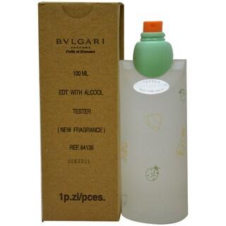 Bvlgari Petits Et Mamans Women's 3.4-ounce Eau de Toilette Spray (Tester)