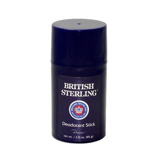Dana British Sterling Men's 3-ounce Deodorant Stick