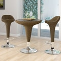 CorLiving Brown Woven Bistro Set