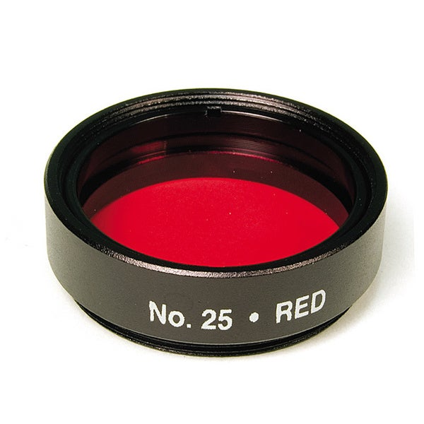 "Levenhuk 1.25"" Optical Filter #25 (Red)"