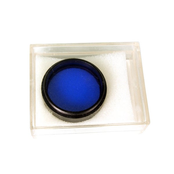 "Levenhuk 1.25"" #80A Blue Optical Filter"