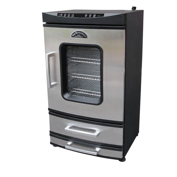 SM 40-inch Electric Smoker