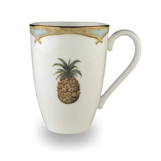 Lenox British Colonial Bamboo/Pineapple Mug