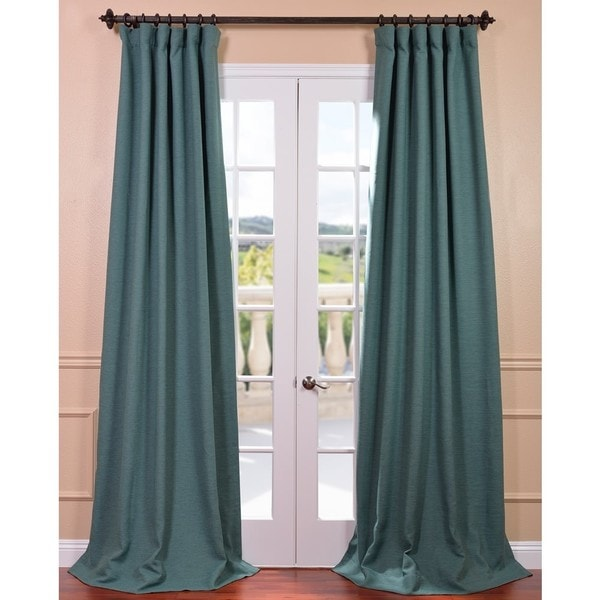 Jadite Bellino Blackout Curtain Panel