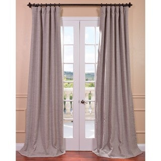 Parisian Taupe Bellino Blackout Curtain Panel