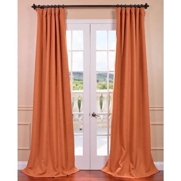 Mandarin Bellino Blackout Curtain