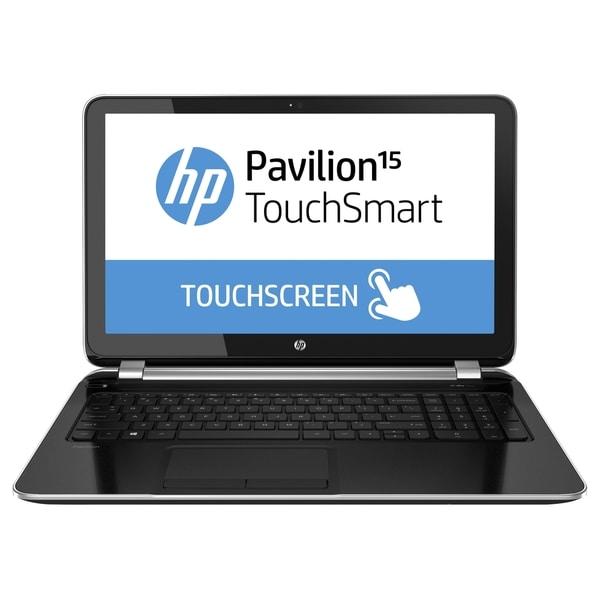 "HP Pavilion TouchSmart 15-n000 15-N020US E8A65UA 15.6"" LED Notebook -"