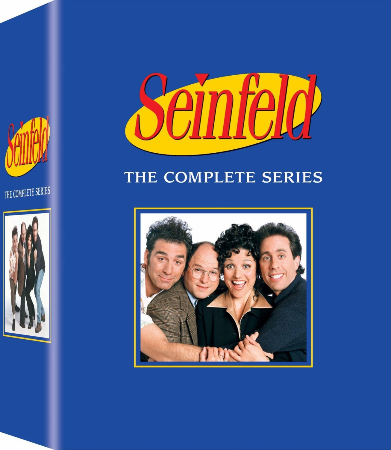 Seinfeld: The Complete Collection (DVD)