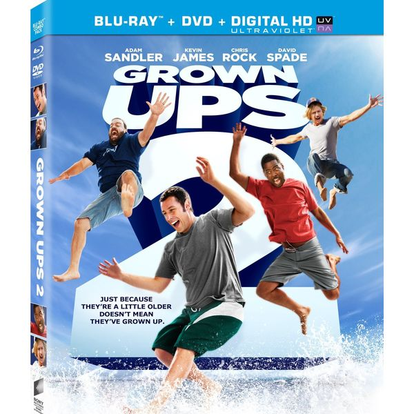 Grown Ups 2 (Blu-ray/DVD) 11655424